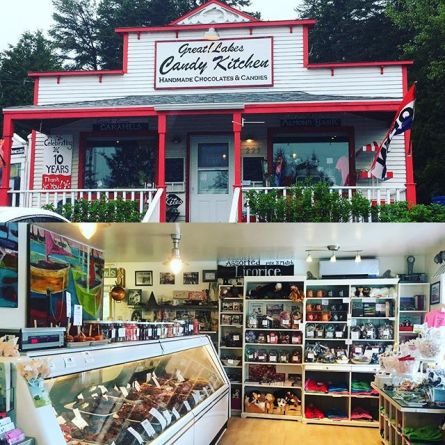 Great! Lakes Candy Store on Scenic Hwy 61